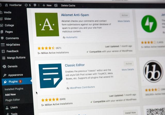10 Benefits of using Wordpress josh willett web developer